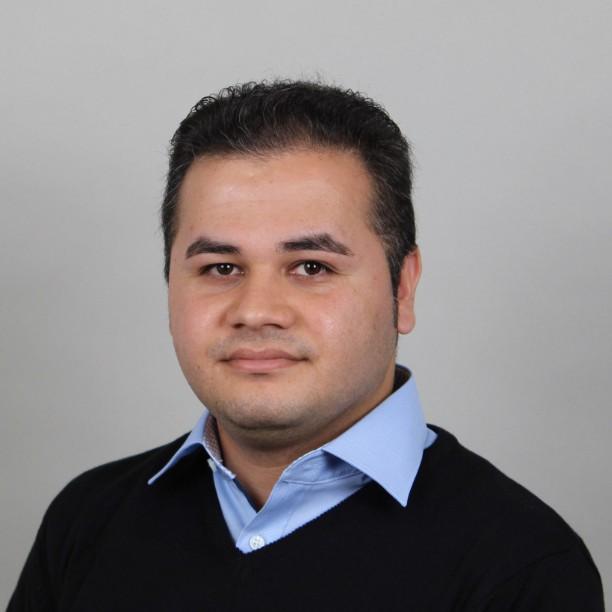 Behrooz; der Gründer von Internetagentur Webrgb