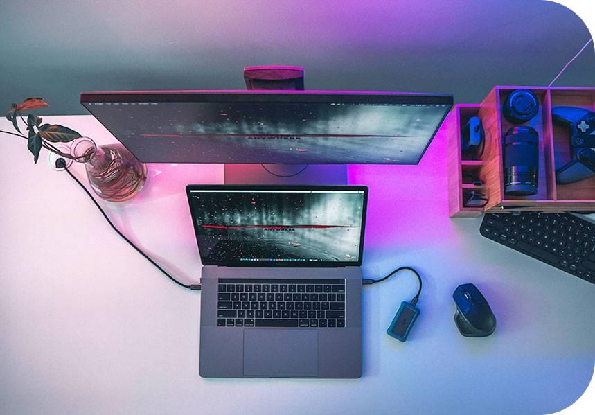 Webdesign mit webrgb